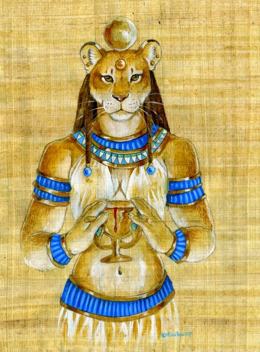 Sekhmet - Volunteer Classes - Imprint Lives and More - The Cosmic Journey of Lai Part 5