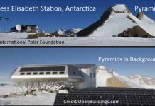 Antarctica Uncovered Pyramids Pavilions & More Michael Knight