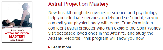Astral Projection Mastery - Robert Bruce