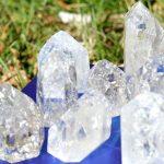 Quartz Crystals - Remote Group Healing