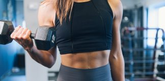 Pumping Iron Is For Grandmothers, Too