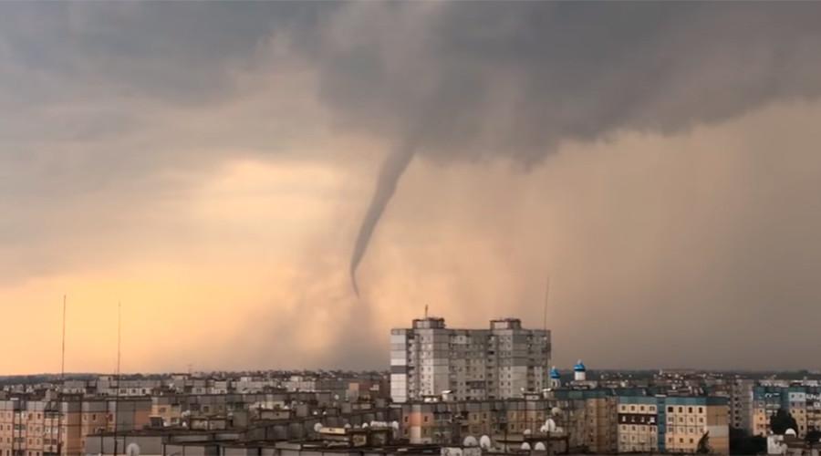 Unraveled - Tornado Ukraine