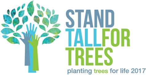 logo - tree - Stand Tall for Trees