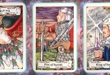 Nine's Path Pleiadian Tarot, Week of August 9, 2017