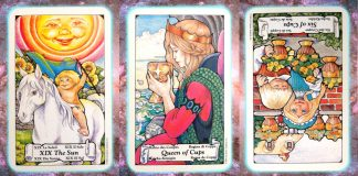 joy Nine's Path Pleiadian tarot weekly
