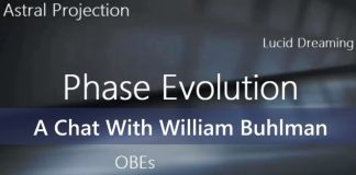 Talking With Out of Body Explorer William Buhlman