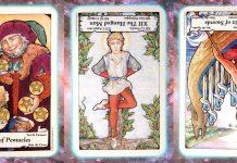Nine's Path Pleiadian tarot Six