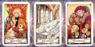 nine's path pleiadian tarot weekly