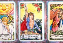 nine's path pleiadian tarot weekly celebrate