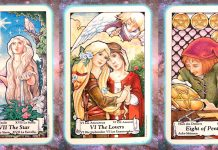 nine's path pleiadian tarot weekly hope