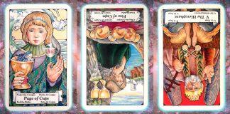 nine's path pleiadian tarot weekly secrets