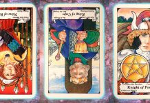 nine's path pleiadian tarot weekly inquiry