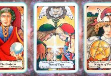 nine's path pleiadian weekly tarot facts