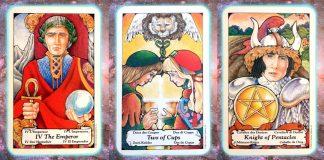 nine's path pleiadian weekly tarot facts