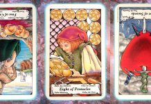 nine's path pleiadian weekly tarot sacrifice