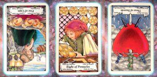 nine's path pleiadian weekly tarot sacrifice