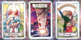 nine's path pleiadian weekly tarot abundance