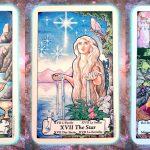 Nine's Path Pleiadian tarot star