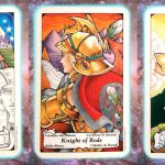 Nine's Path Pleiadian tarot evolution