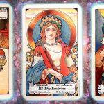 Nine's Path Pleiadian tarot rise