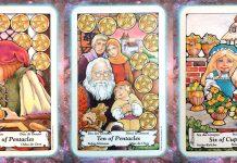 Nine's Path Pleiadian tarot perfection