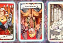 Nine's Path Pleiadian tarot understanding
