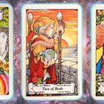 Nine's Path Pleiadian tarot Pleadian Pleidian world affairs