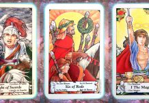 Nine's Path Pleiadian tarot Pleadian Pleidian guidance