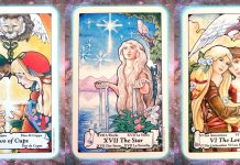Nine's Path Pleiadian tarot Pleadian Pleidian consciousness