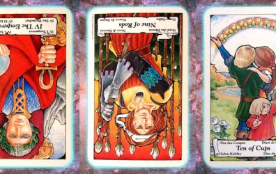 The Shell Breaks: Nine's Path Pleiadian Tarot