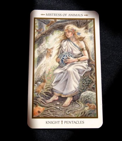 Mistress of Animals - Knight of Pentacles.jpg