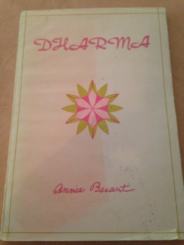 Dharma_by Annie Besant_Theosophical Society.JPG
