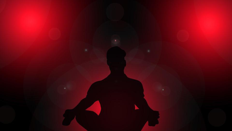 Meditating - Silencing Your Mind in Meditation