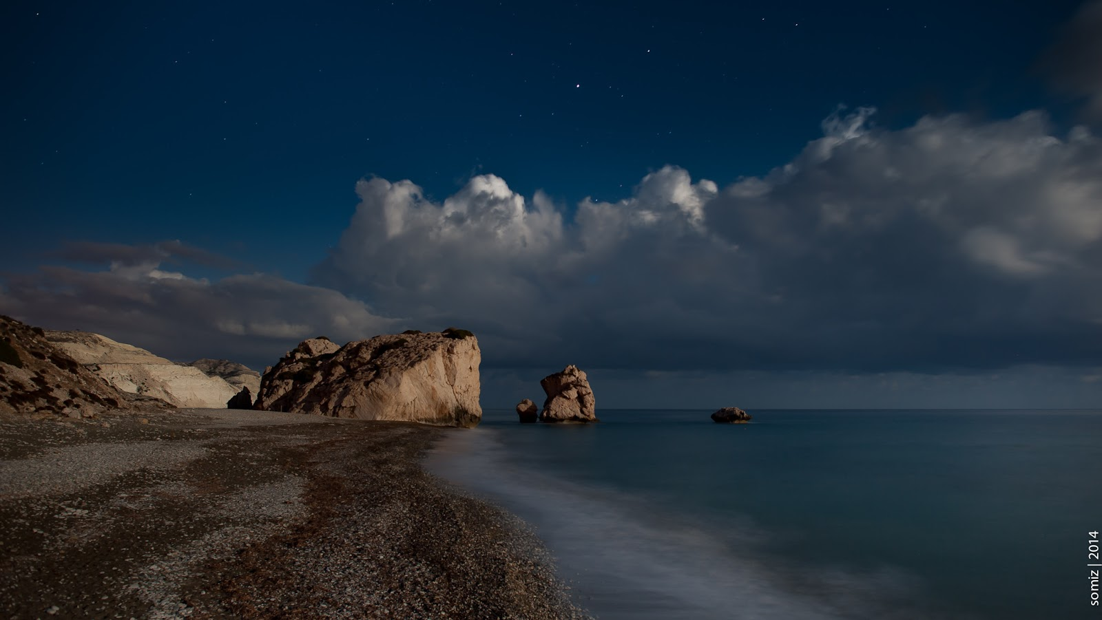 Petra tou Romiou - Cloud Cities and the Energetic Punctures of War