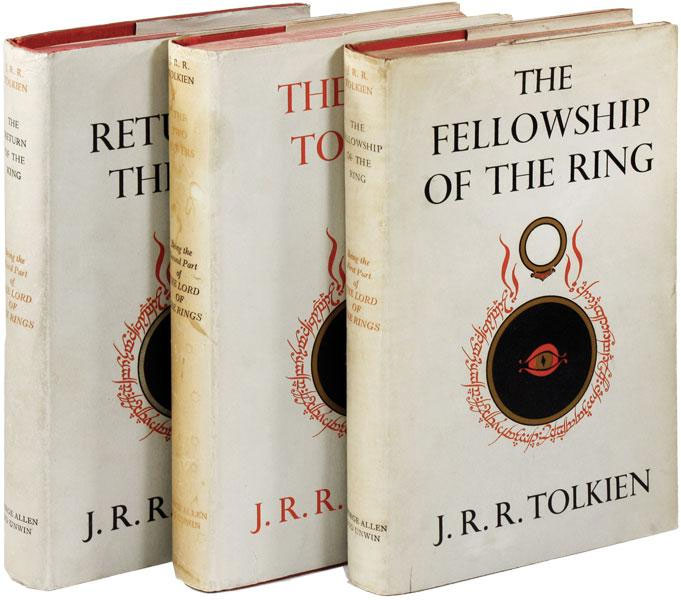 lord of the rings abe books