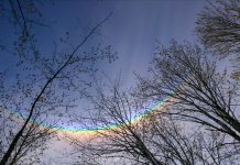 An Upside-Down Rainbow - The Meaning Behind Upside-Down Rainbows