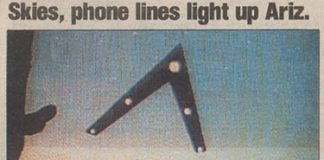 Phoenix Lights - Kurt Russell