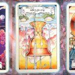 Nine's Path Pleiadian Tarot for June 21: Sovereign Awareness
