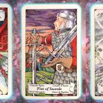 Nine's Path Pleiadian Tarot, Week of August 9, 2017