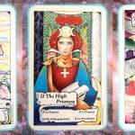 Nine's Path Pleiadian Tarot