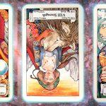 Nine's Path Pleiadian Tarot empire