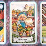life Nine's Path Pleiadian tarot