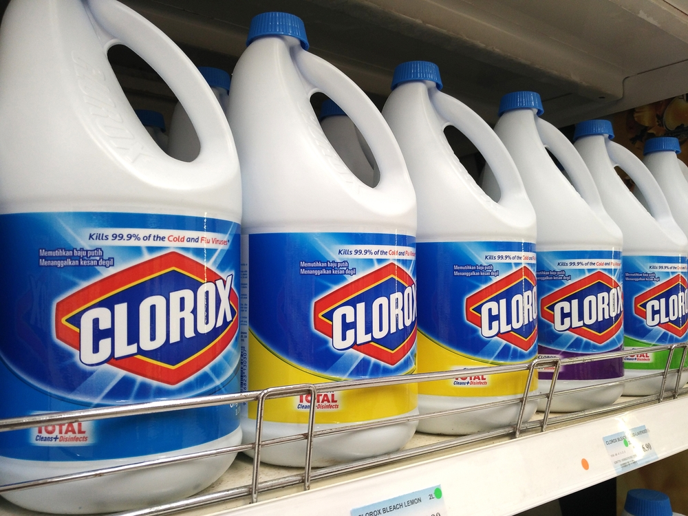Bleach - Garbage Displosal - Want to Help Reduce Water Pollution Here's How