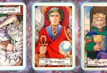 nine's path pleiadian tarot weekly power