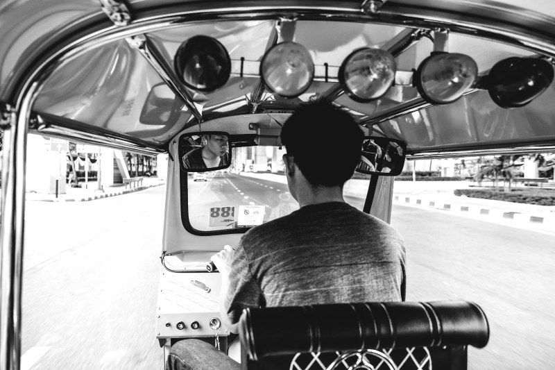 Electric Pedicabs — Old Idea With A New Twist