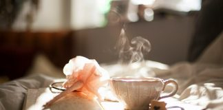 Tea - 5 Surprisingly Meditative Activities you can do at Home