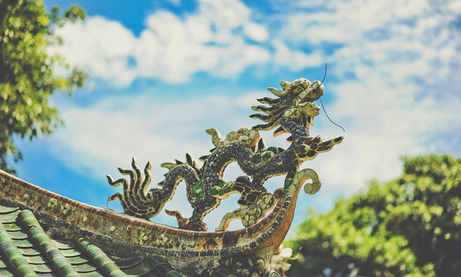 Chinese Dragon - The Cosmic Shift So Far and Our Future on Earth and the Universe