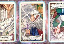 Nine's Path Pleiadian tarot Pleadian Pleidian