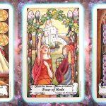 Nine's Path Pleiadian tarot Pleadian Pleidian channeling