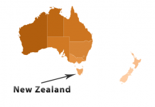 Not New Zealand - Writing under the Long White Cloud